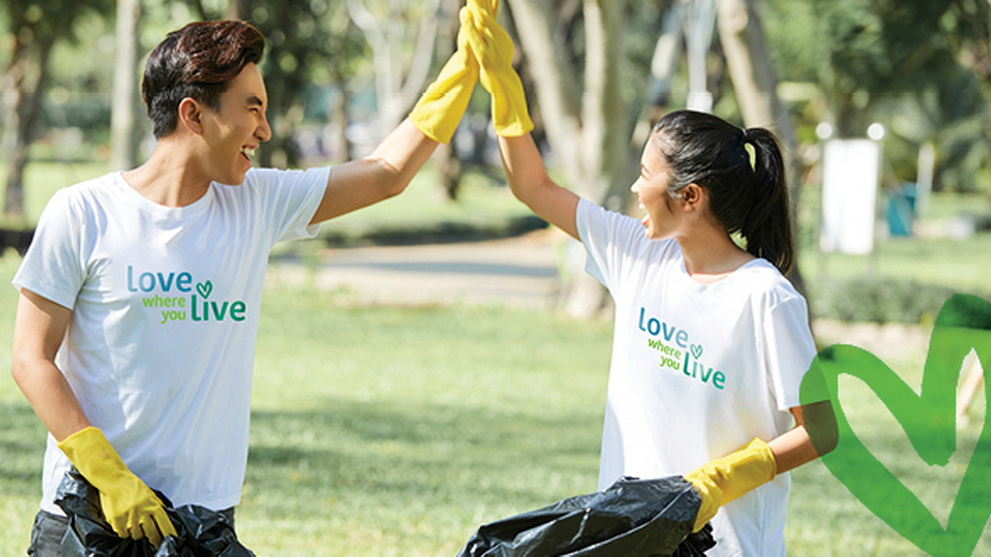 Surrey launches Love Where You Live initiative with city-wide staff clean up