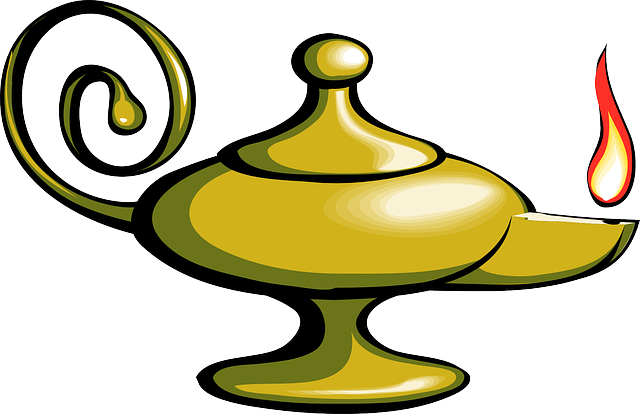 If you had a magic lamp (like Aladdin) what would your wish be?