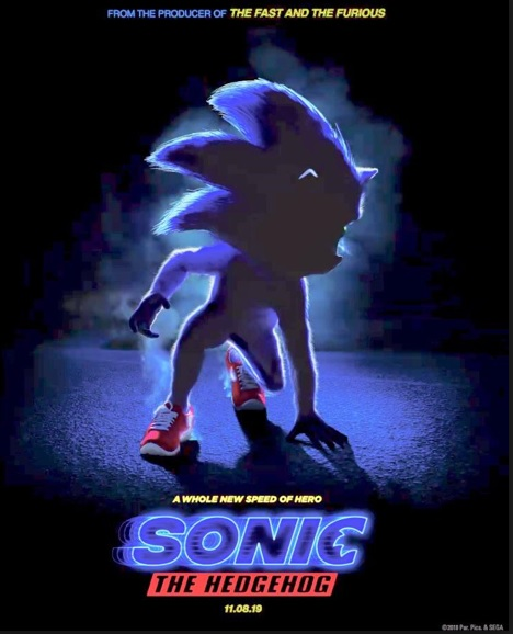 Sonic The Hedgehog Movie Trailer Out This Week