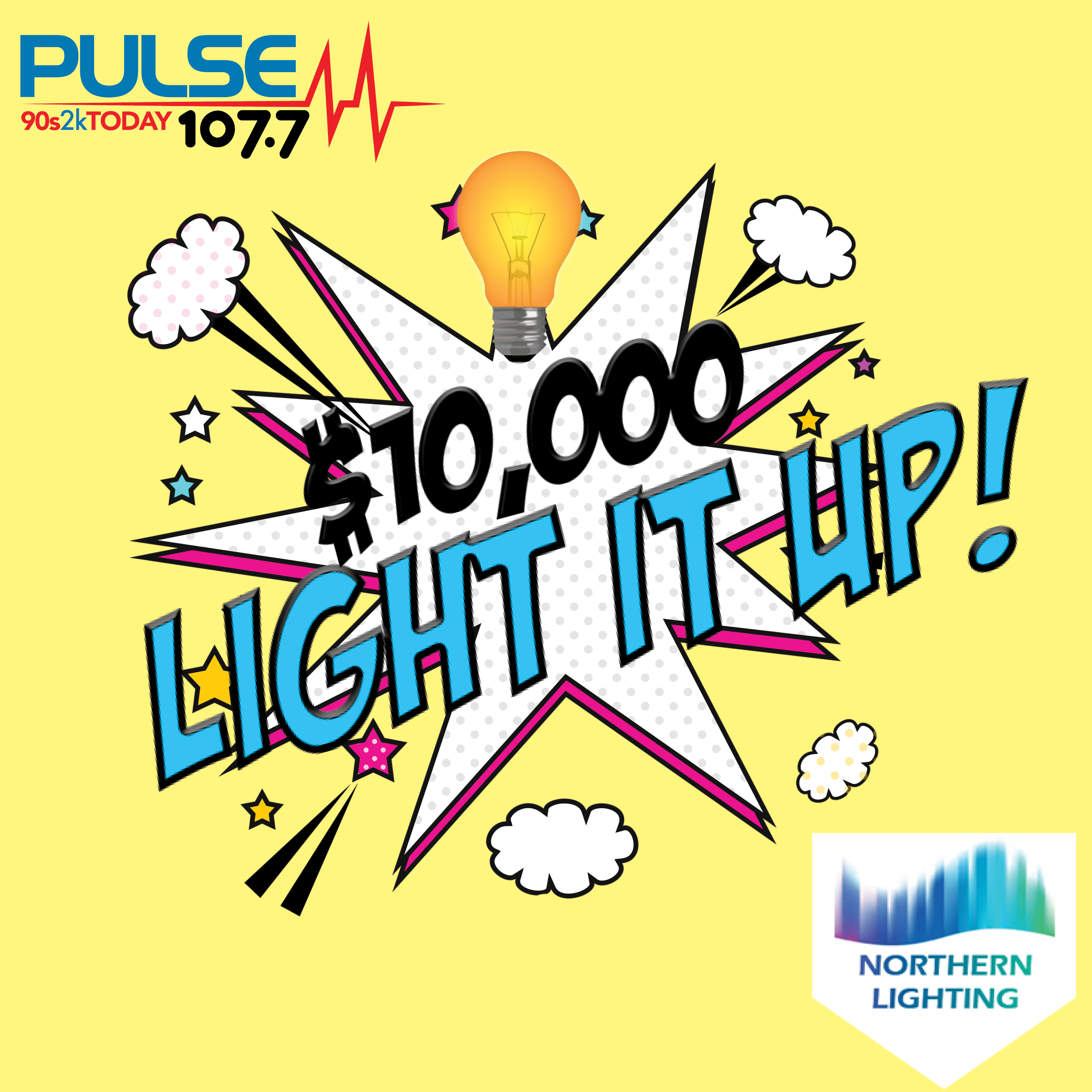 $10,000 Light It Up