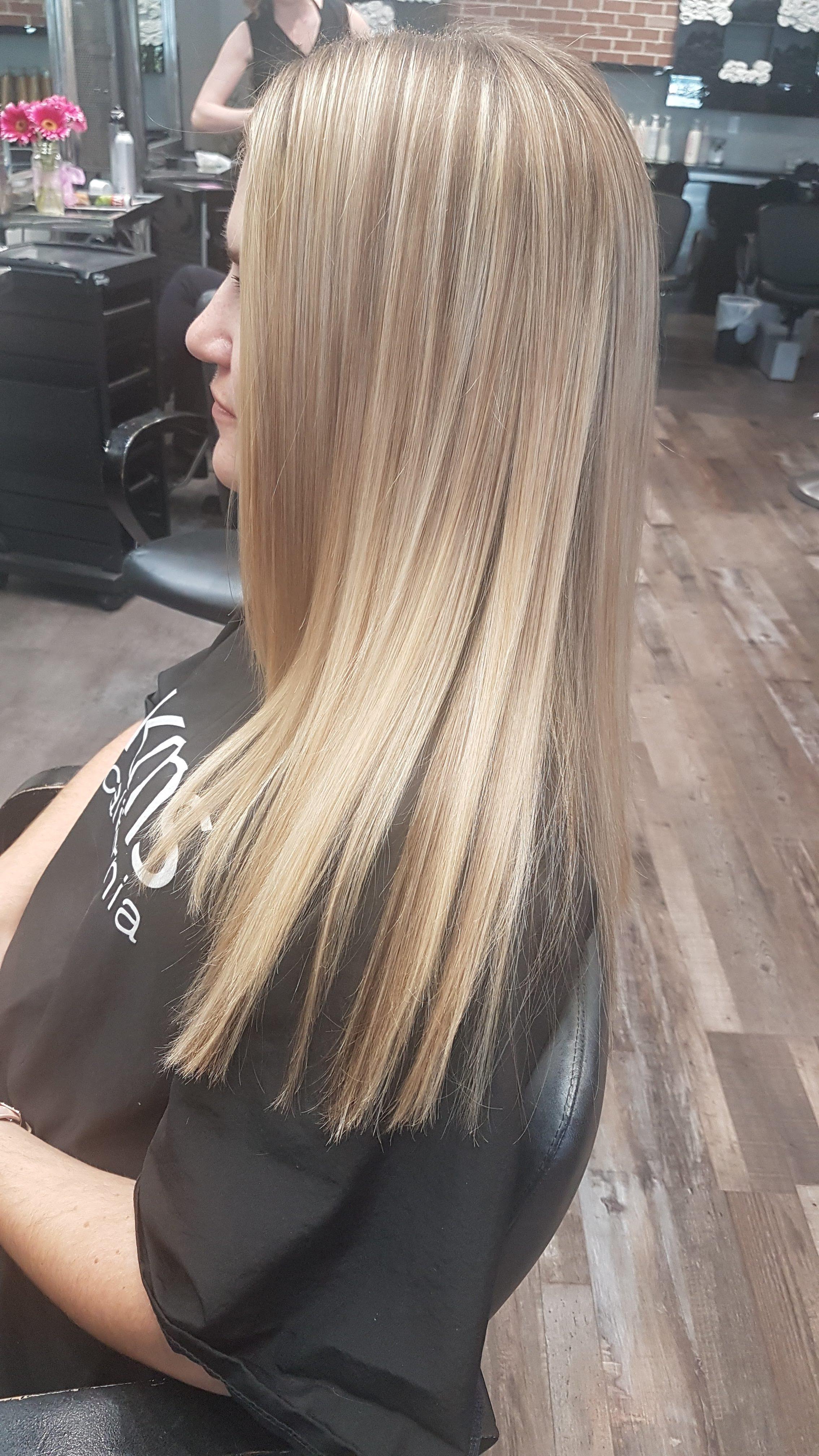 Crushing over Crush Hair Co.'s keratin smoothing treatment