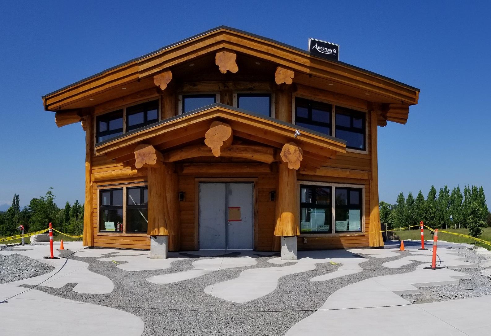 Rotary Interpretive Centre Opens at Derek Doubleday Arboretum June 22nd