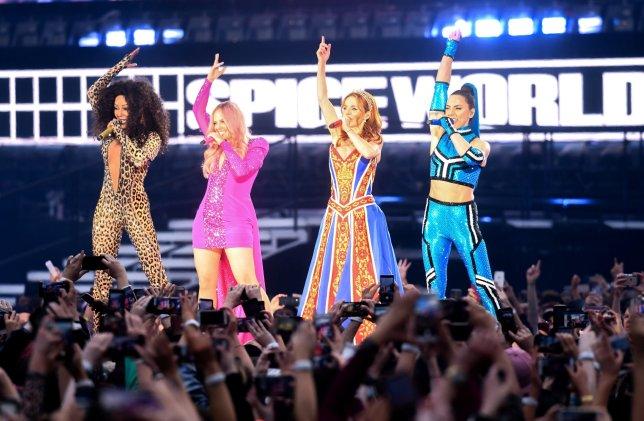 Drama On The Spice Girls 2019 Tour