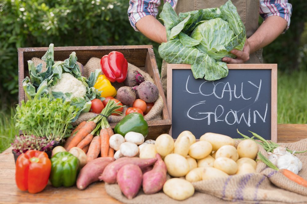 Top 10 Local Farmers Markets