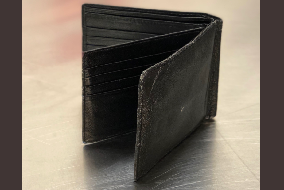 Are you the owner of the world's most boring wallet?