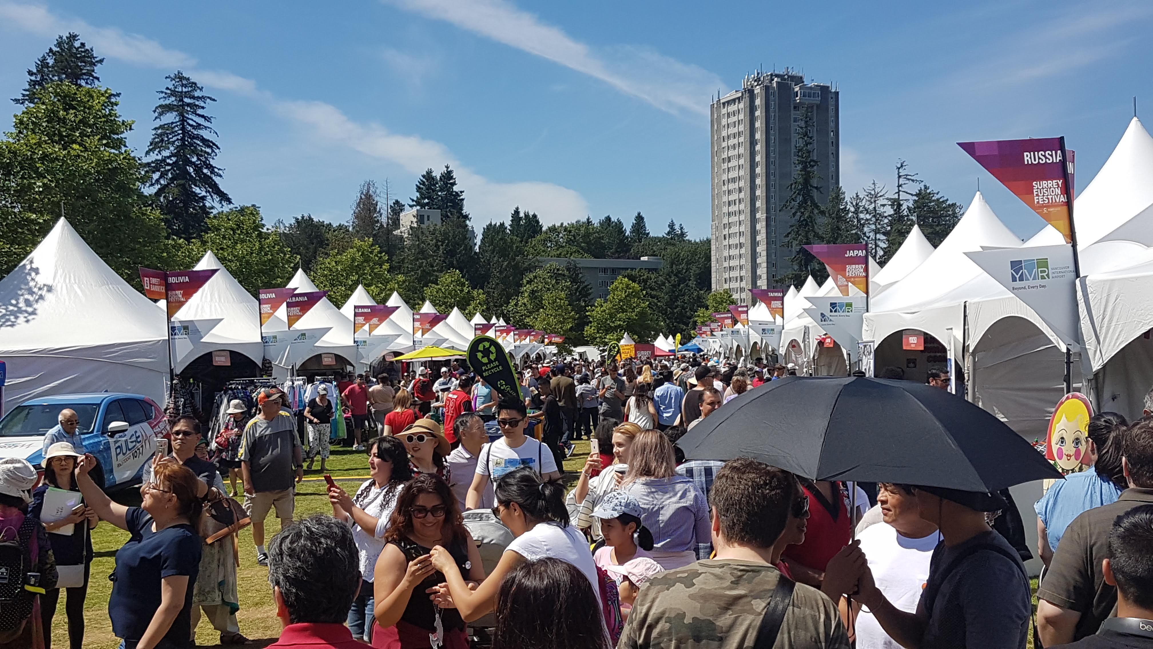 Pulse FM Pics from 12th annual Fusion Festival!