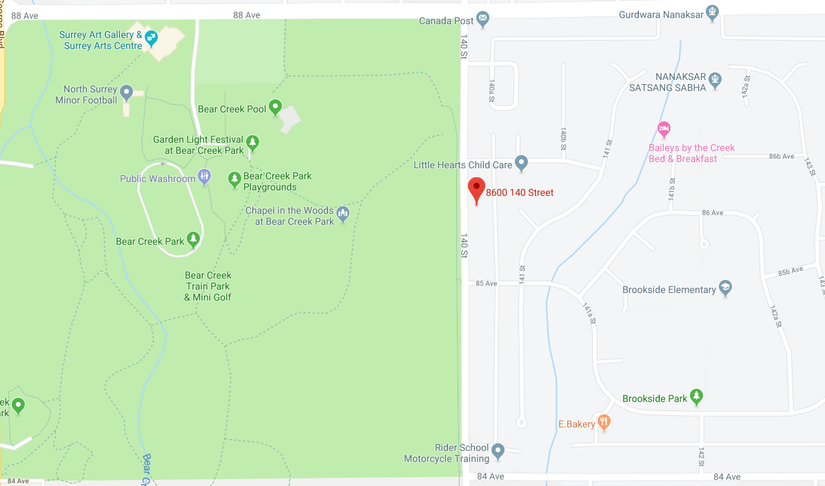 Serious assault near Bear Creek Park Friday