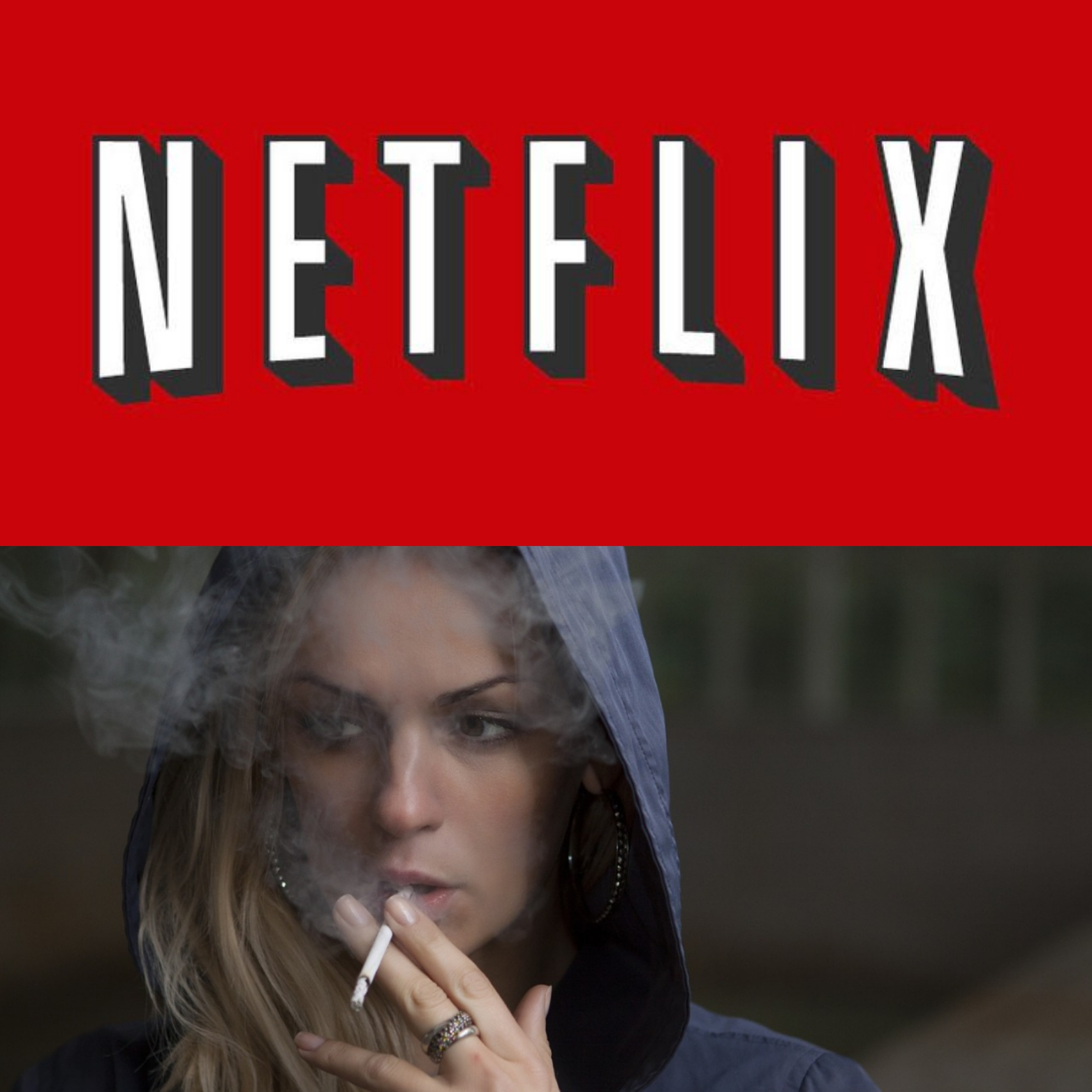 Netflix Butting Out on Smoking