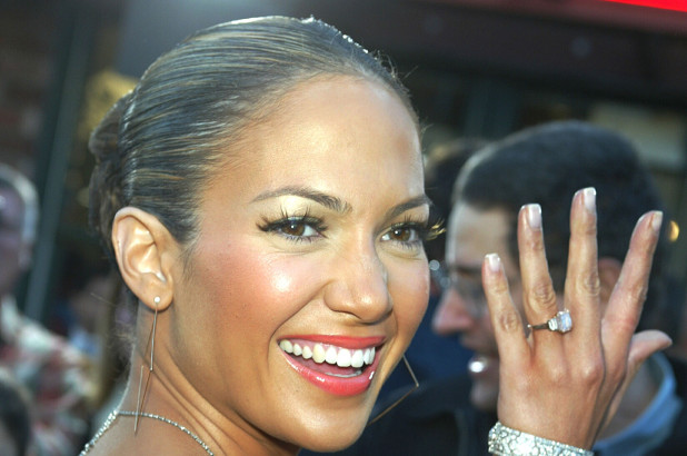 Love don't cost a thing? List of most expensive celebrity engagement rings