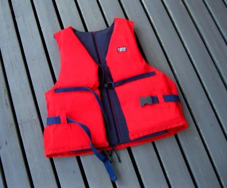 Free Life Jacket Rentals at Crescent Beach