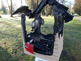 Coquitlam Book Burners Arrested