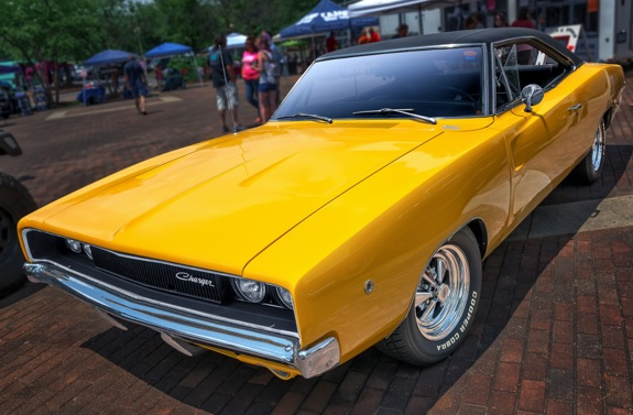 Ultimate Car Show on This Weekend