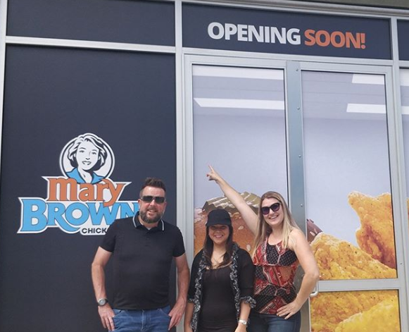 Mary Brown's Coming to South Surrey!