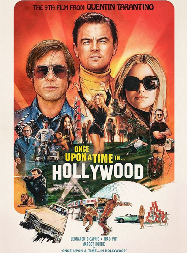 Once Upon a Time in Hollywood hits theatres and other Friday Hollywood news!