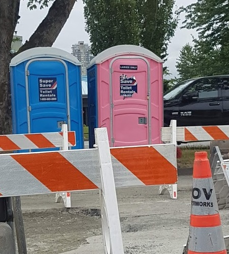 Porta Potties for Ladies Only….Gender-Exclusive or Acceptable?