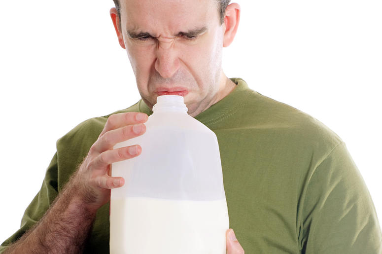 No use crying over SOURED milk???