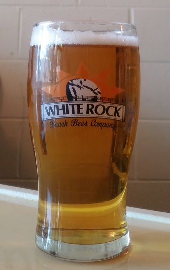 'Pier-Fect' beer rebuilding White Rock pier one pint at a time