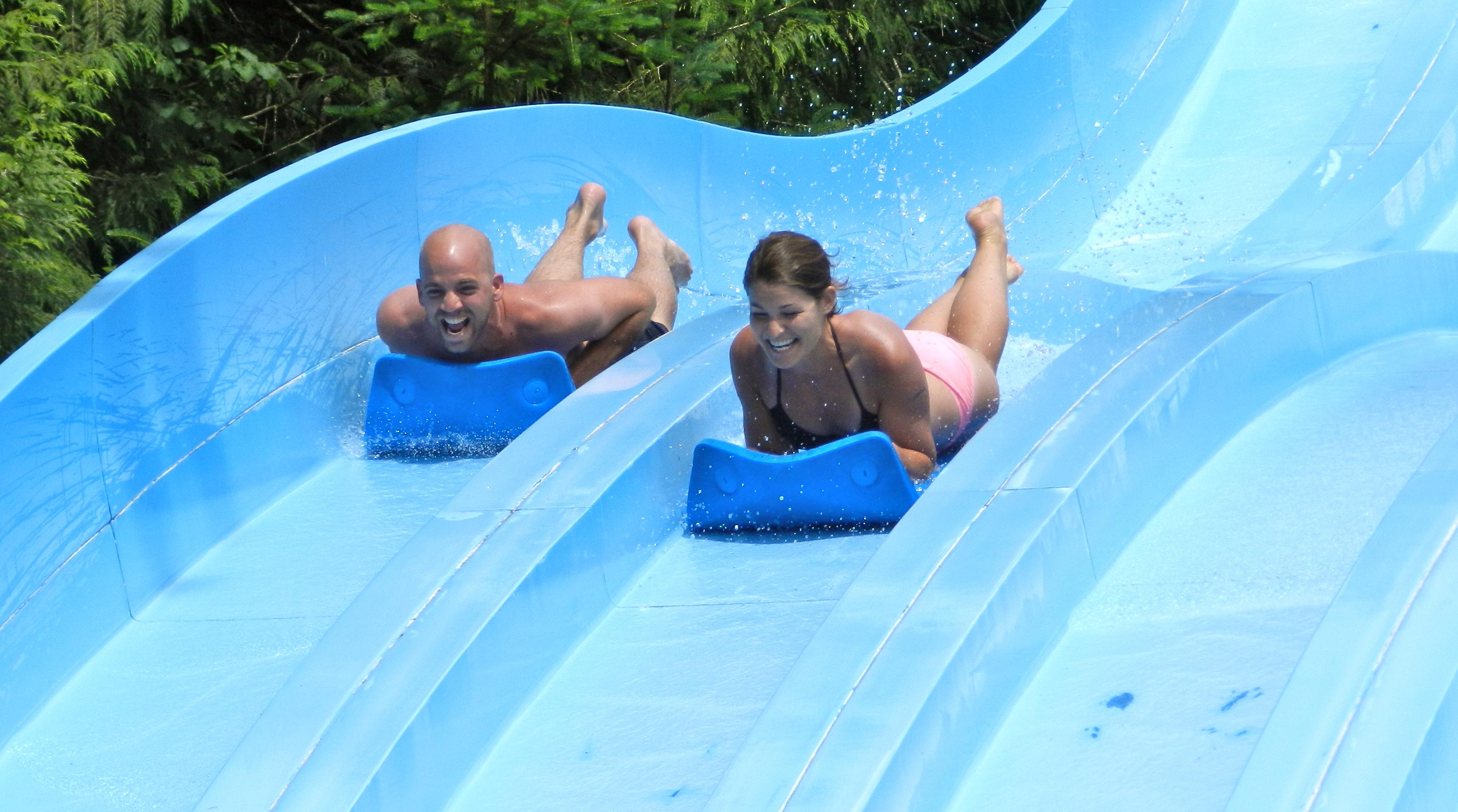 Plenty of summer left to hit up Cultus Lake Waterpark & Adventure Park!