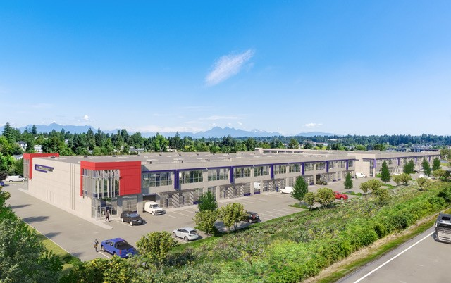 Big industrial project for Cloverdale