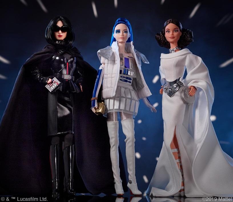 Star Wars & Barbies