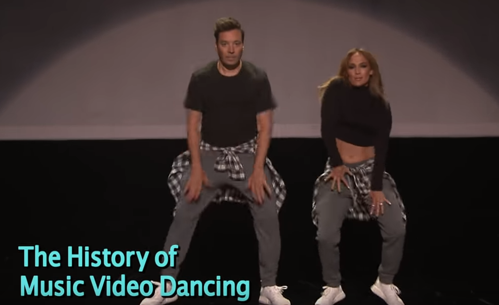 The History of Music Video Dancing is pretty much the best thing ever