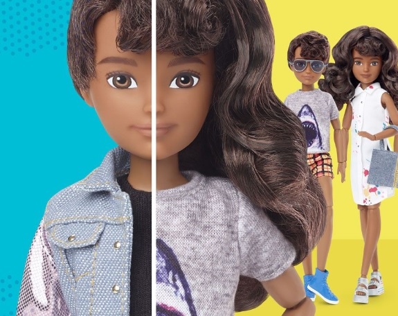 Gender-Inclusive Dolls