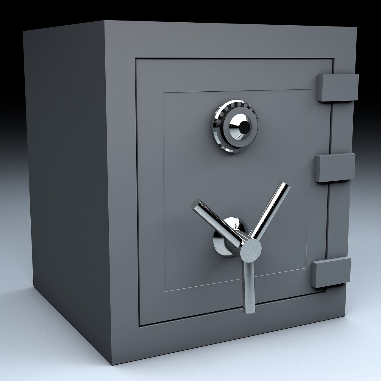 Storing your valuables safely!