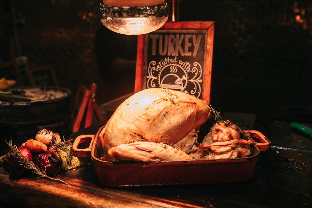 """""""To Go"""" Turkeys"""