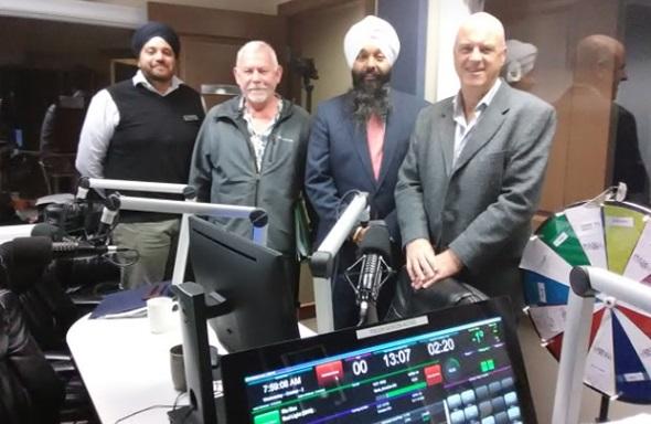Listen & Watch: Surrey Centre Elections Debate
