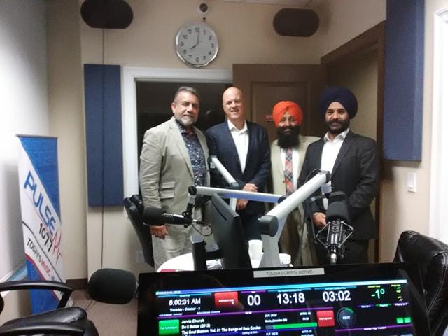 Watch & Listen: Surrey Newton Election Debate