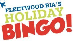Fleetwood Holiday Bingo