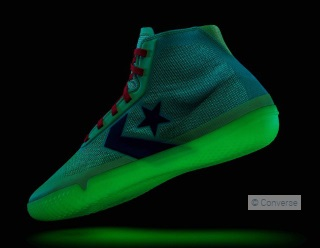 Grinch Inspired Shoes