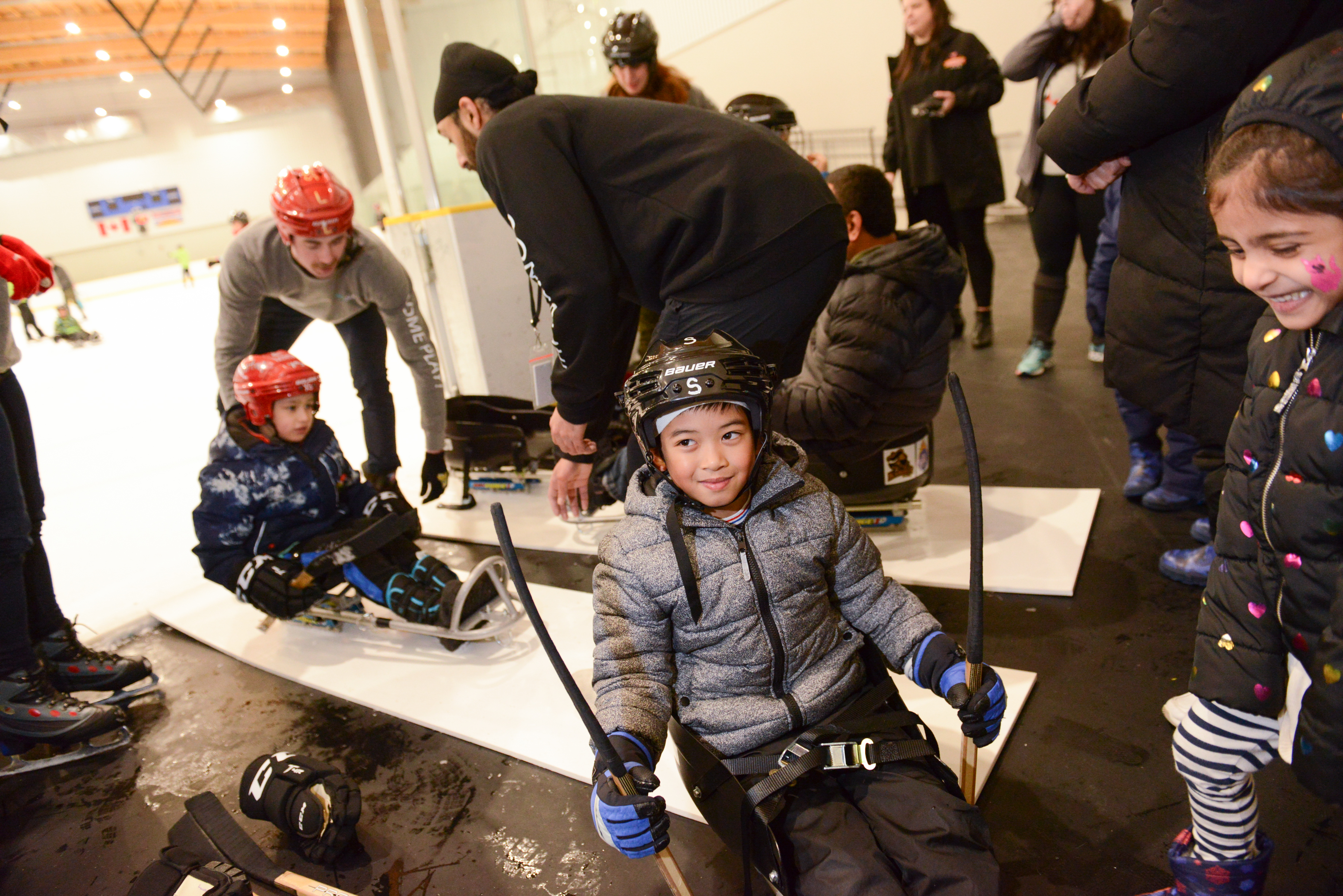 North Surrey Sport & Ice Complex hosts official grand opening