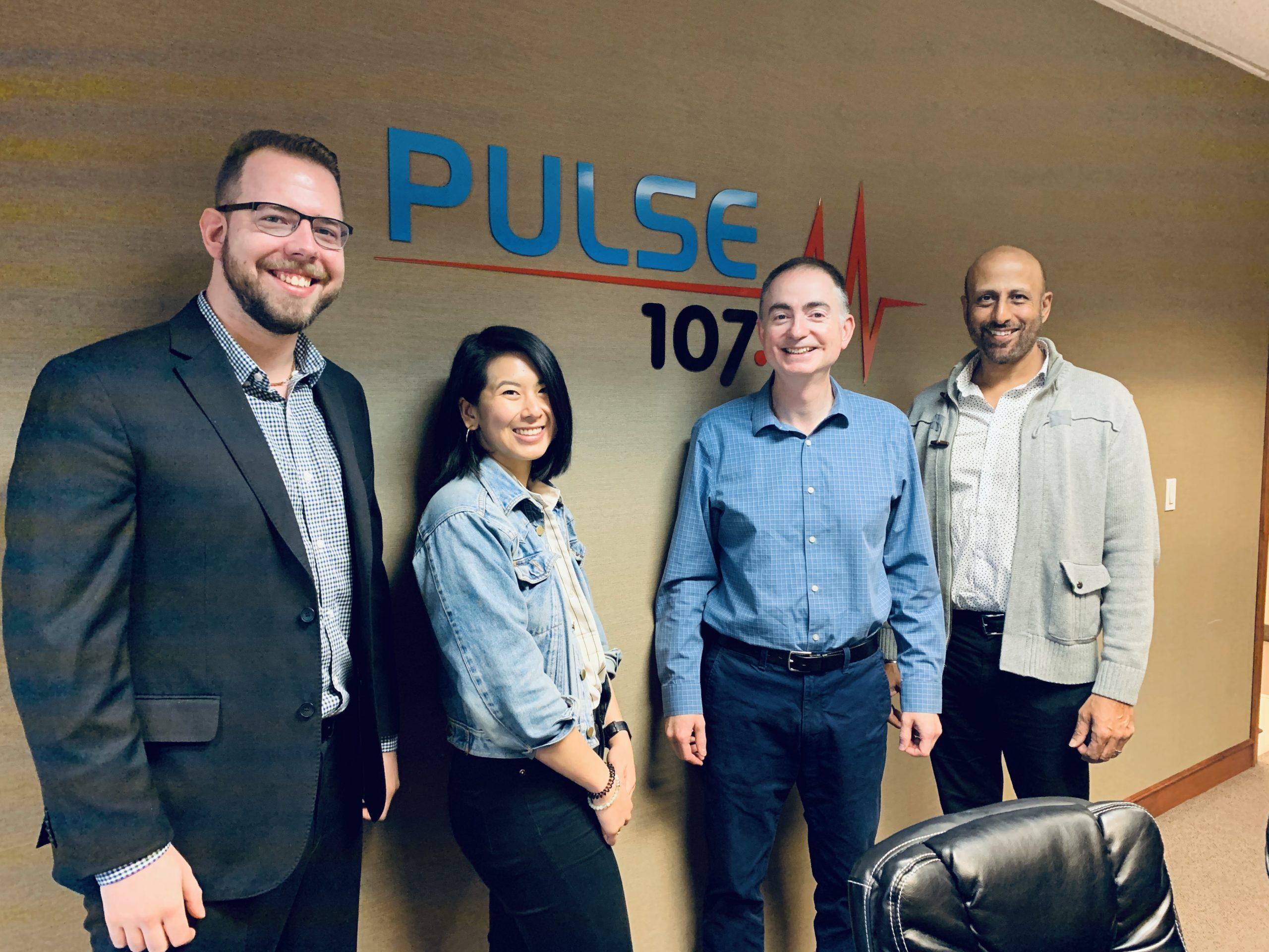 Safe Software on Pulse FM