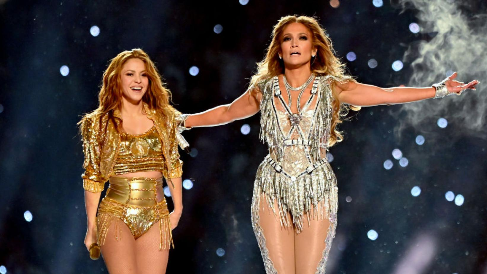 JLo and Shakira bring the heat at Superbowl Halftime Show