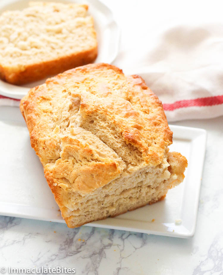 Beer Bread. Could there BE a better combination?!