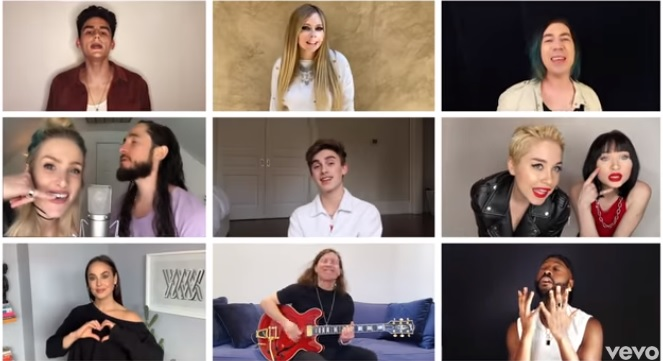 Canadian Musicians Singing Together Will Make You Smile