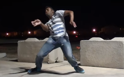Watch This Guy Take You To School On How To Do #InternationalDanceDay Properly!