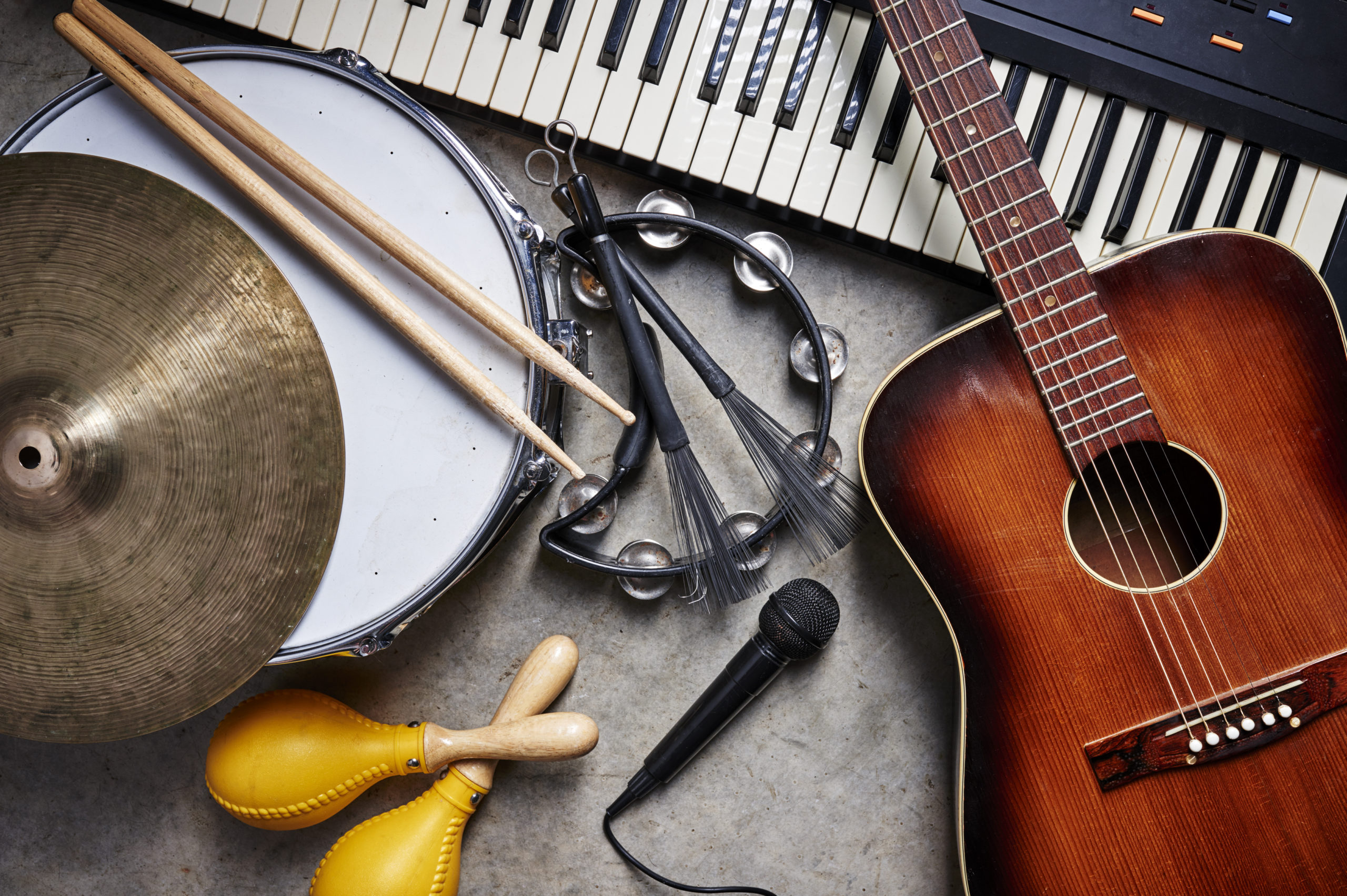 It's National Buy an Instrument Day – why is this cool?