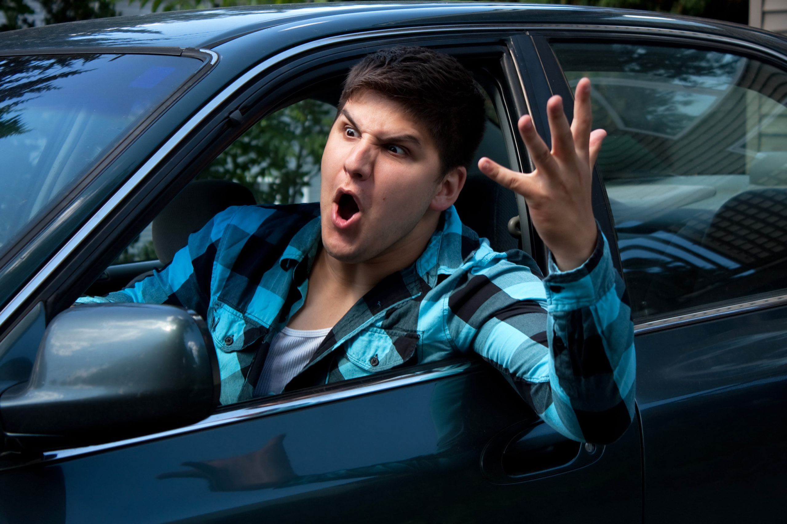 Here's How To Tell If You're A Road Rager