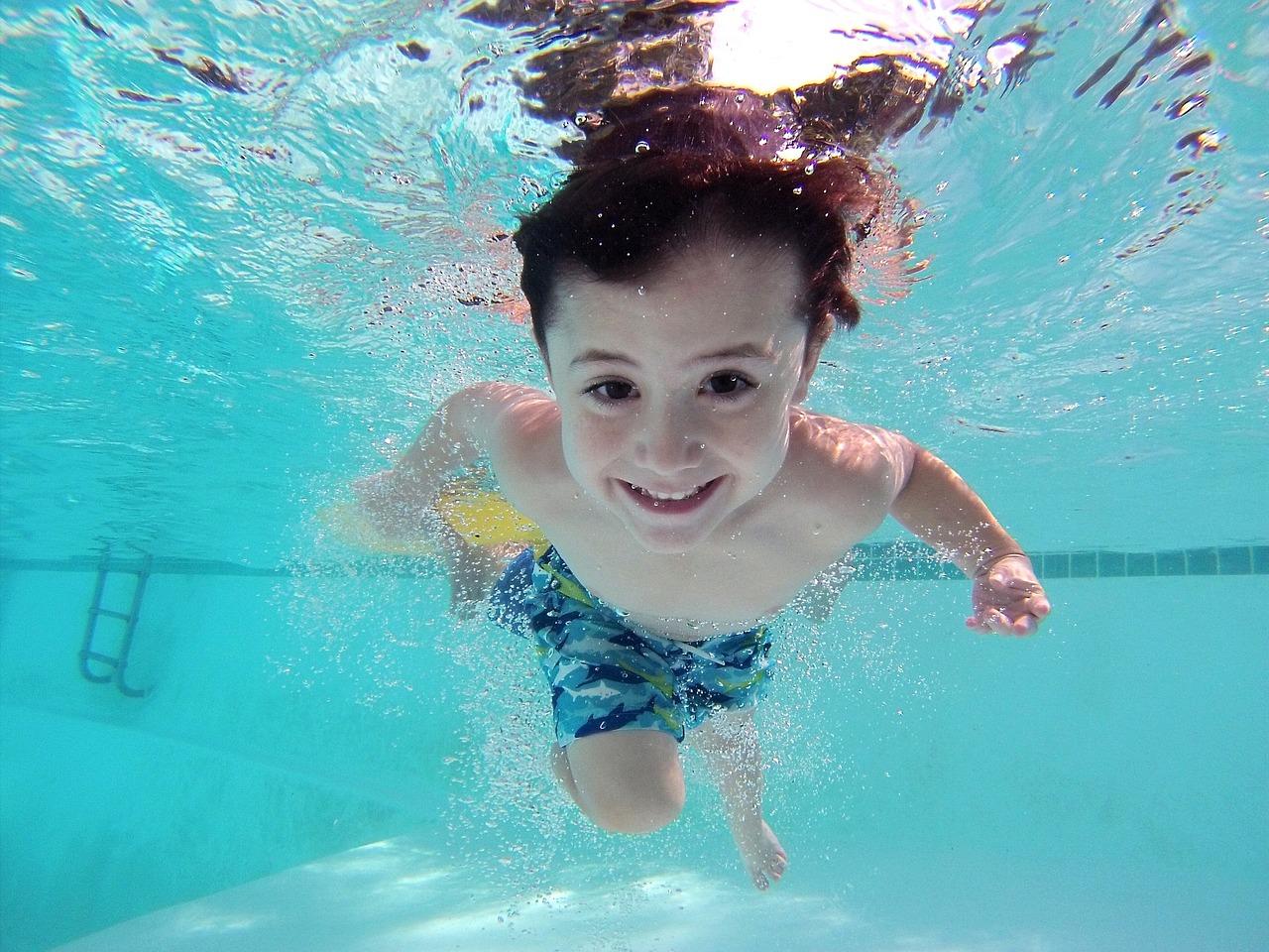 Just keep swimming! Just keep swimming!