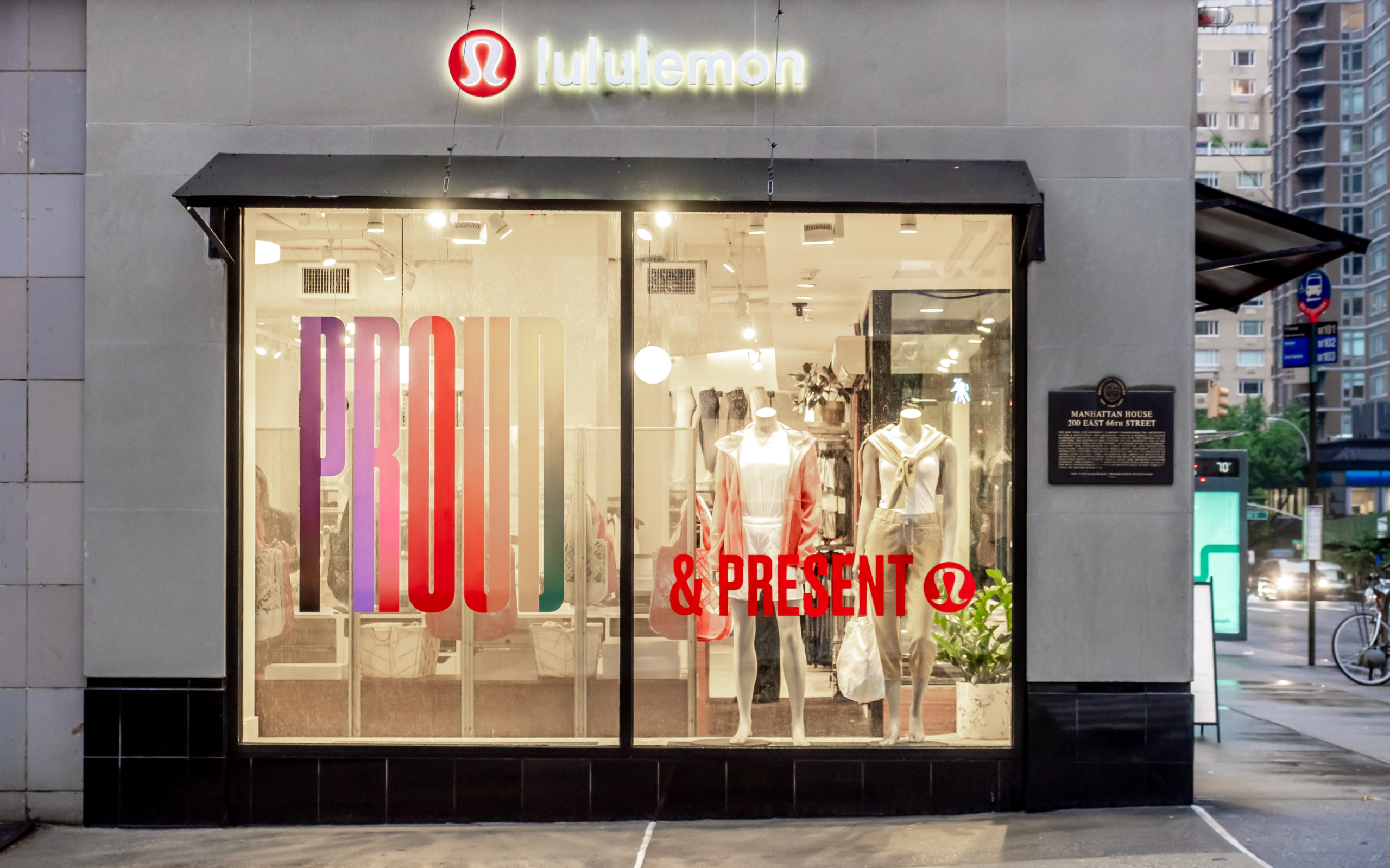 Lululemon Is Finally Expanding Their Sizing