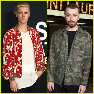 NEW MUSIC FRIDAY! Justin Bieber & Sam Smith