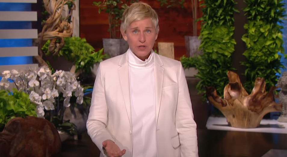 """Ellen Starts 18th Season """"Apologizing"""" for Toxic Work Place"""