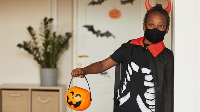 BC Centre for Disease Control Releases Tips for a Safe Halloween!