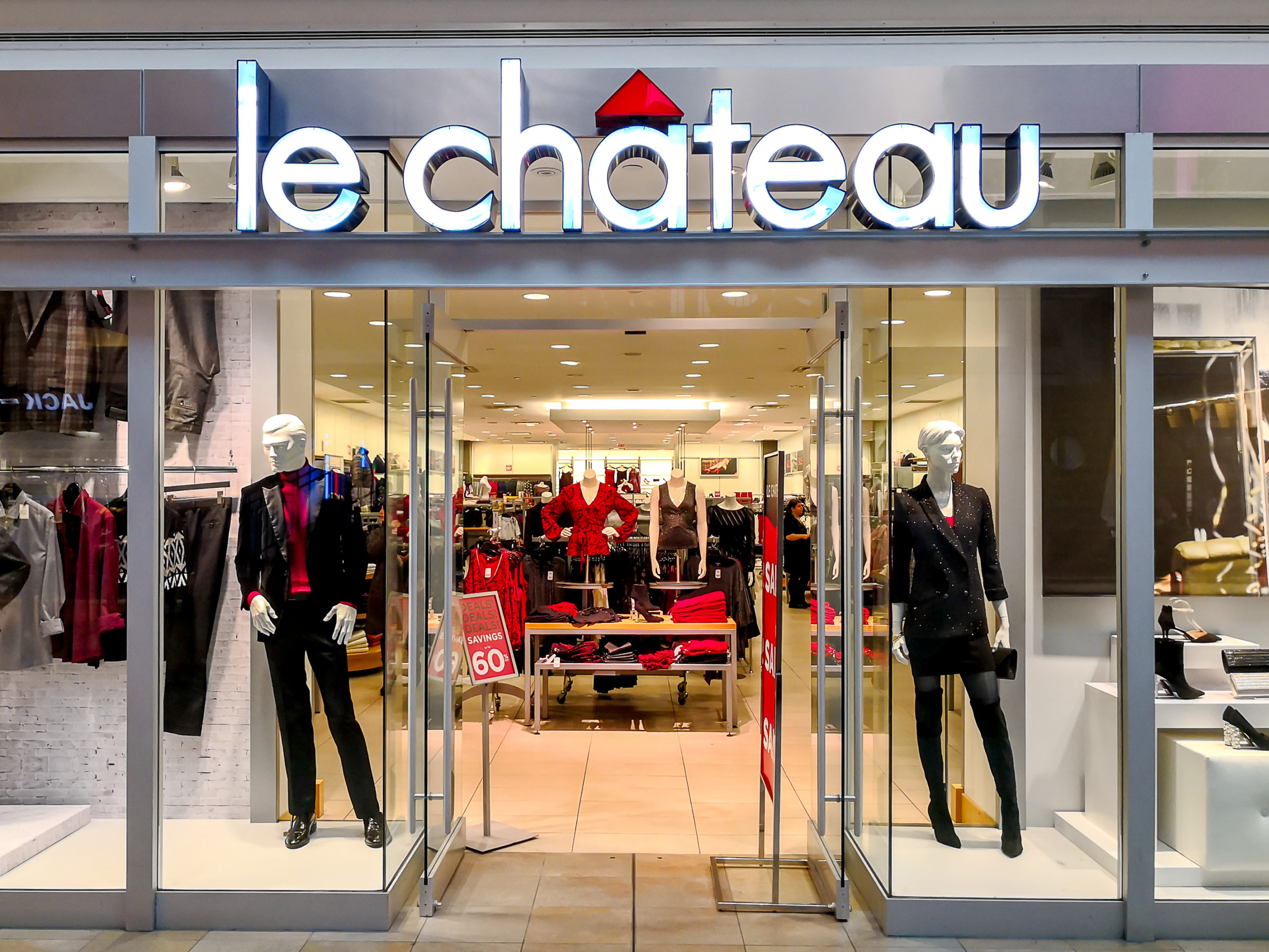 Le Château is going out of business, blames COVID-19