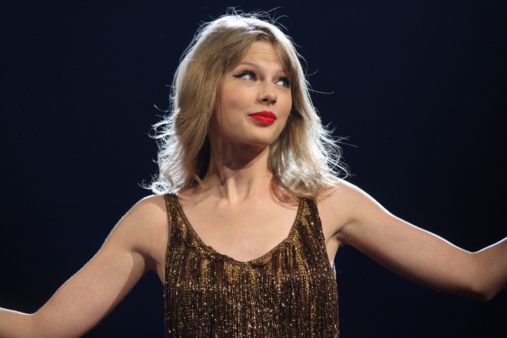 Taylor Swift Released 2 NEW SONGS Today! LISTEN HERE!