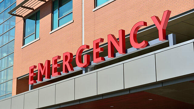 Burnaby Hospital Emergency Department temporarily closed