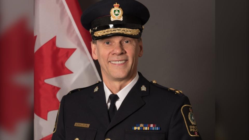 Surrey's New Municipal Police Service has it's Boss