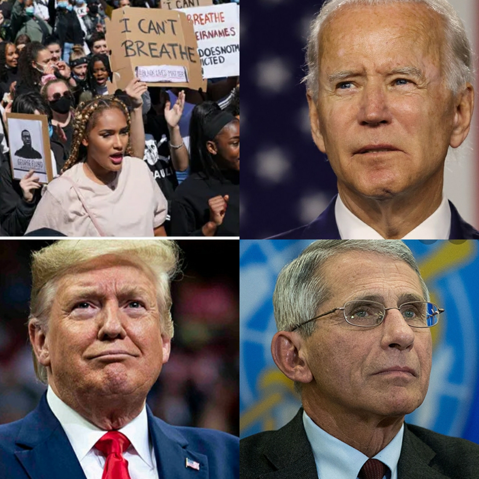 Time Magazine Announces Finalists for '2020 Person of the Year'!